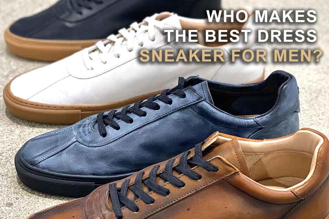 best-dress-sneaker-for-men